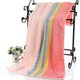 Essuie-main de séchage rapide en gros bon marché de douche de plage de gant de toilette d'essuie-main de Bath d'essuie-main de plage