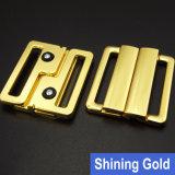 inarcamento brillante del metallo dell'oro di 25mm per Swimwear