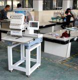 عادية سرعة 1 رئيسيّة متعدّدة عمل تطريز آلة/[3د] غطاء [ت-شيرت] مسطّحة تطريز آلة