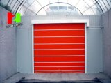 Porta industrial da porta de alta velocidade automática do PVC (Hz-007)