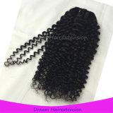 Волосы модного Afro Kinky курчавые с ценой по прейскуранту завода-изготовителя