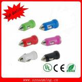 5V 1A escogen el cargador del coche del USB