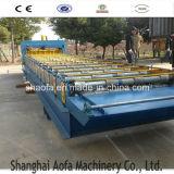 機械装置を形作る鋼鉄屋根瓦ロール
