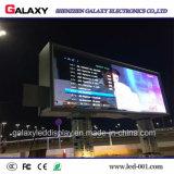 El panel fijo a todo color al aire libre de interior de P3/P4/P5/P6 LED