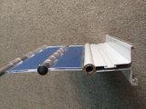 ポリカーボネートの圧延シャッタードアのための鋼鉄端クリップ/端カバー/端ロック