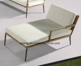 Салон сада мебели нового Sunlounge напольного салона 2017 Wicker Using &Hotel стороны бассеина