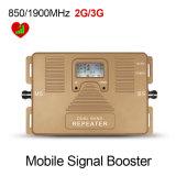 850/1900MHz de mobiele Spanningsverhoger van de Telefoon van de Vraag van de Repeater van het Signaal