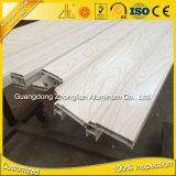 Ovale Buis van het Aluminium van het Profiel van de Uitdrijving van het Aluminium van de Buis van Alu van de Levering van de fabriek de Vlakke Ovale