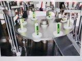 Máquina de relleno automática del lacre del líquido/de la goma para el llenador/el sellador del tubo del metal