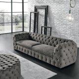 يعيش غرفة [رترو] [لينن] شسترفيلد بناء أريكة ([ف720-9-2])