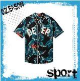 Jersey faits sur commande bon marché de base-ball de sublimation, uniforme en gros fait sur commande de base-ball