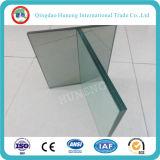 vidro laminado de 3mm+0.38PVB+3mm a de 19mm+3.04PVB+19mm para o edifício