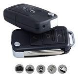 Câmara de vídeo do vídeo da câmera da corrente chave DV do carro da deteção do movimento S818 mini