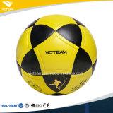 Logo por mayor de encargo del tamaño de capacitación 5 balones de fútbol