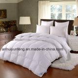Перо гусыни одеяла хорошего качества вниз белое и вниз выстегивает