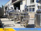 Réacteur de réservoir extérieur de chauffage de bobine 1000L avec l'agitateur d'attache
