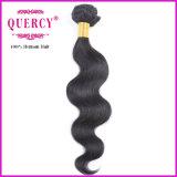 a melhor qualidade da classe 8A de cabelo não processado China de Remy da venda por atacado da onda do corpo do Virgin de 100%