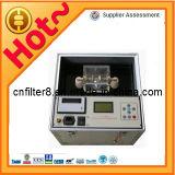 十分に自動変圧器オイルのBdvの分析装置(IIJ-II-100KV)
