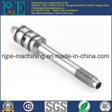 Encaixes de tubulação feitos à máquina CNC do metal do OEM da alta qualidade