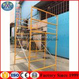 Durchlauf-Rahmen-Metallstahlgestell-Material für Verkauf