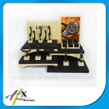 Neuer Form-Qualitäts-Speicher-hölzerner Uhr-Ausstellungsstand