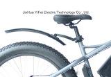 Bicicleta elétrica de pneu de gordura de alta potência de 26 polegadas com bateria de lítio Beach Cruiser