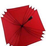 Parapluie carré ouvert de golf d'automobile de 16 panneaux (GU031)