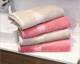 100%年の綿の大型の反応印刷されたビーチタオル