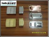 Laiton personnalisé par précision de commande numérique par ordinateur d'OEM/machines en plastique d'en cuivre/en aluminium