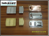 OEM CNCの精密によってカスタマイズされる黄銅または銅かアルミニウムプラスチック機械装置