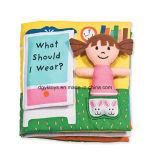 Het zachte Boek van de Doek van de Baby van de Activiteit met Verschillend Thema