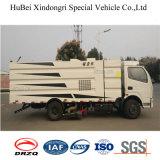 2ton Schonere Vrachtwagen van de Zuiging van het Stof van de Weg van Dongfeng de vacuüm