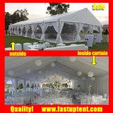 шатер венчания людей шатра 1000 венчания PVC 15mx40m для сбывания