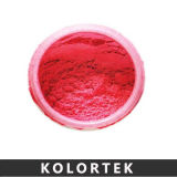 L'effetto di vetro cosmetico pigmenta la polvere