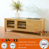 Gabinete de madeira de madeira da tevê da sala de visitas do quarto