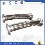 Boyau tressé flexible 10bar en métal de l'acier inoxydable Ss304