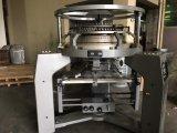 北極の円の編む機械