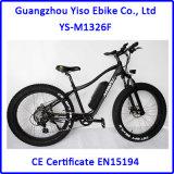 Bicicleta gorda elétrica da montanha E da bicicleta de 50 km/h