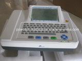 Canaleta ECG da tela de toque 12 do hospital (EM1200A)