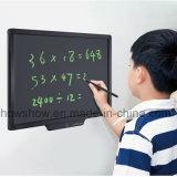Placa de escrita relativa à promoção do presente 20inch Howshow LCD para Miúdos Companhia
