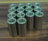 カスタマイズされたプロトタイプ製品を機械で造る銅または黄銅CNC