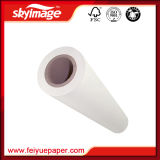 (64 '' *100m) o rolo 100GSM rápido seca o papel de transferência do Sublimation da tintura para a impressora Inkjet de grande formato