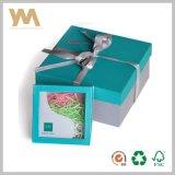 Caixa de presente personalizada para papel de jóias impressa impressa para embalagem