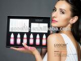 Kit permanente del pigmento del maquillaje de la mejor tinta del tatuaje de Goochie para el labio