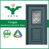 Puerta de aluminio de la seguridad del uso del hogar de la talla estándar