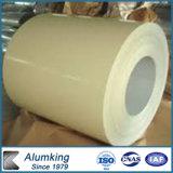 Vorgestrichen beschichtete galvanisierte/Zink-Aluminiumfarbe Stahlring angestrichenen Aluminiumring