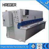 Do feixe hidráulico do balanço de QC12k/Y 4*3200mm máquina de corte