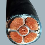 Mv 3 Cores Steel Wire Armoured Power Cable
