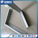 Profil en aluminium anodisé par dimension personnalisé pour le système de vue de panneau solaire