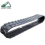 Trilha de borracha 350X75.5ym para trilhas da máquina escavadora